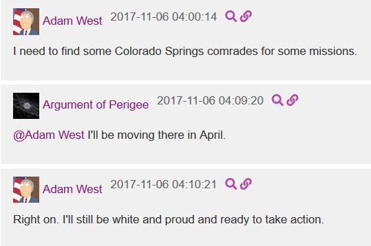 7 moving to CO in April 2018