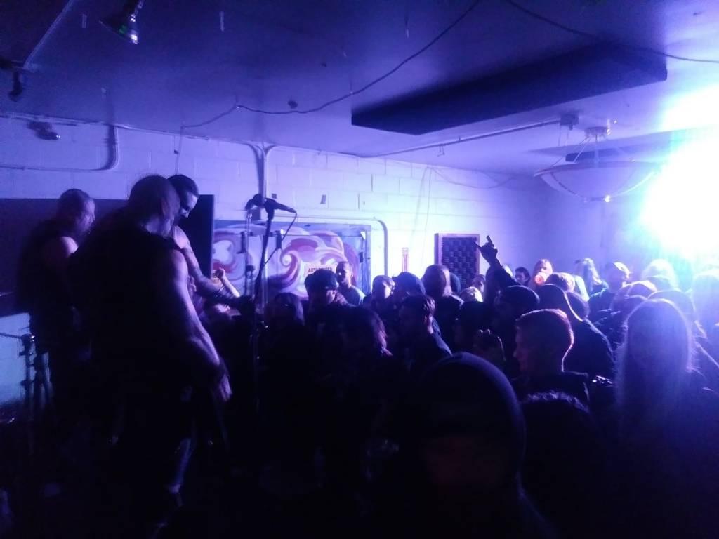 Fascist Black Metal Comes to North Denver via Derek Pettinelli (Updated)