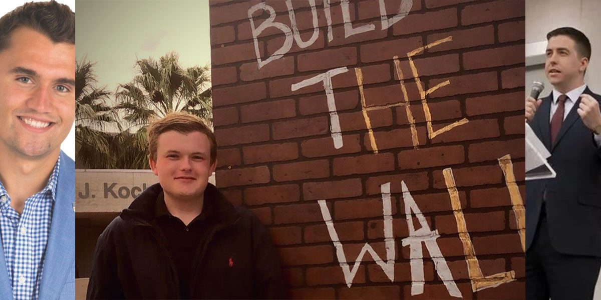 American Identity Movement & TPUSA Member Riley Grisar (NV)