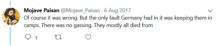 Ricky Golgart Mojave_Paisan Holocaust Denial