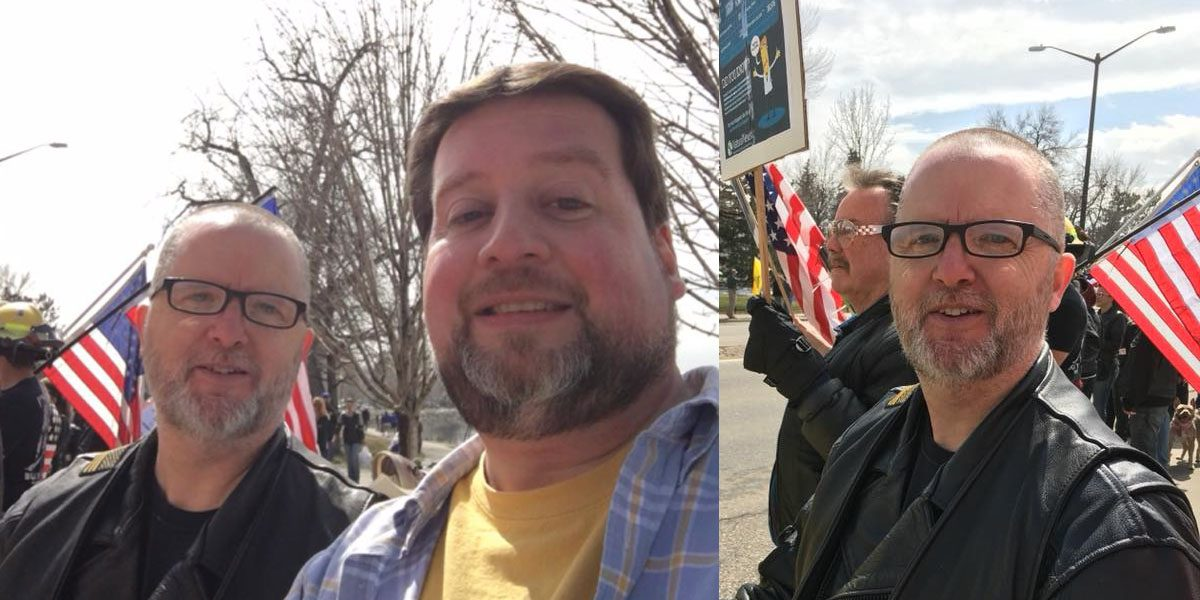 CSU Admissions Bigot Rob Adams (CO)