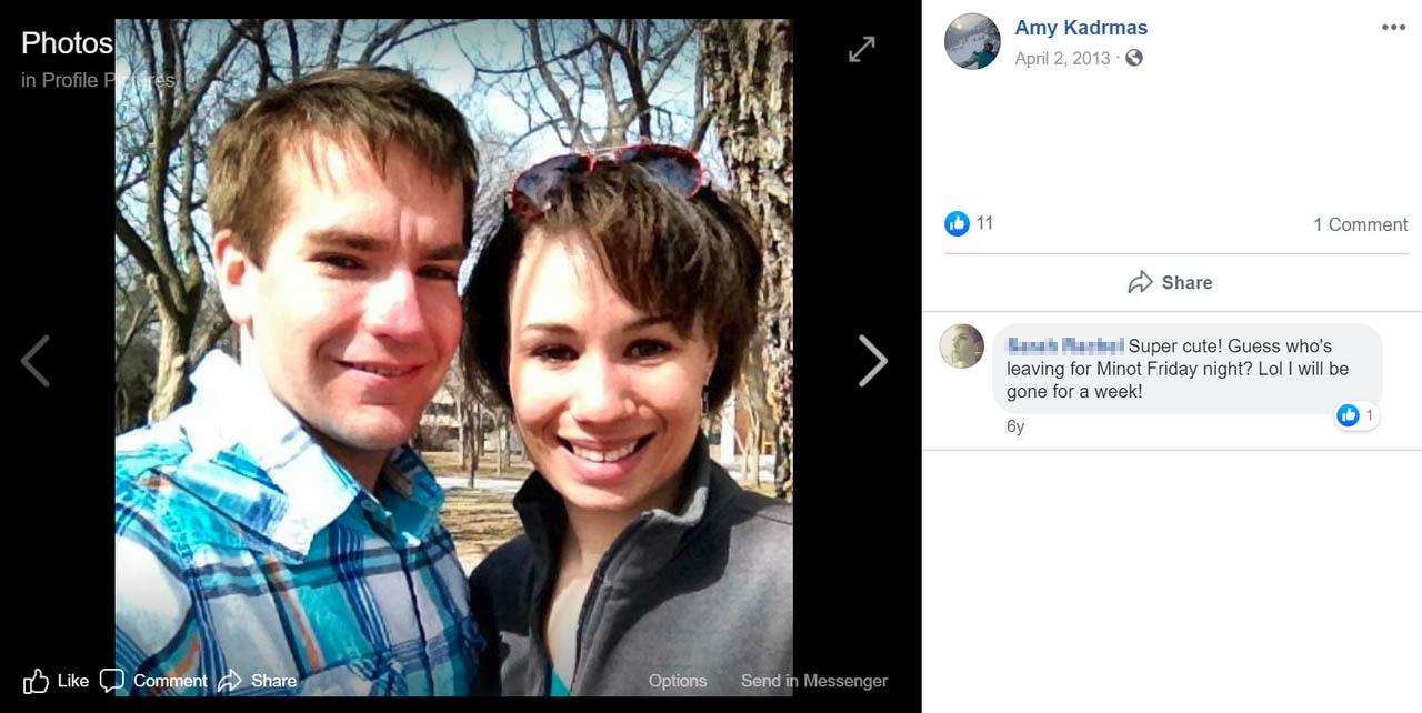 Jeremy Riesberg and Amy Kadrmas American Identity Movement