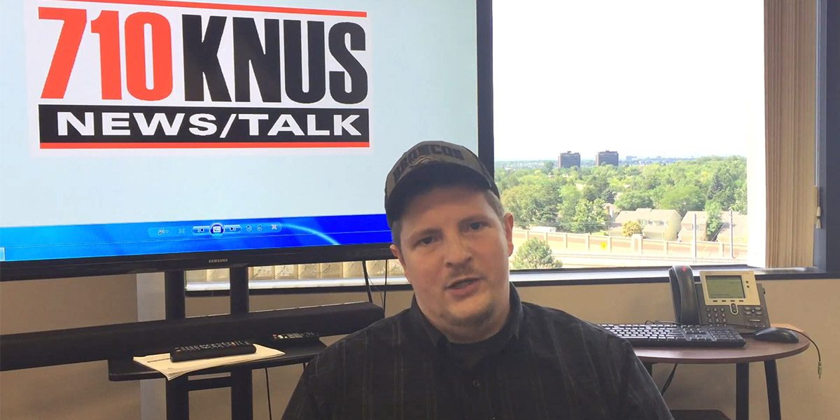 Kirk Widlund – Nazi Executive Producer at 710 KNUS (CO)
