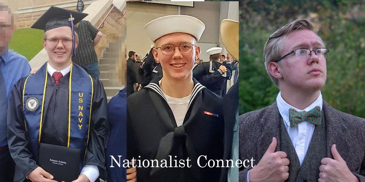 US Navy White Supremacist Alexander Thomas Stansbery (CO)