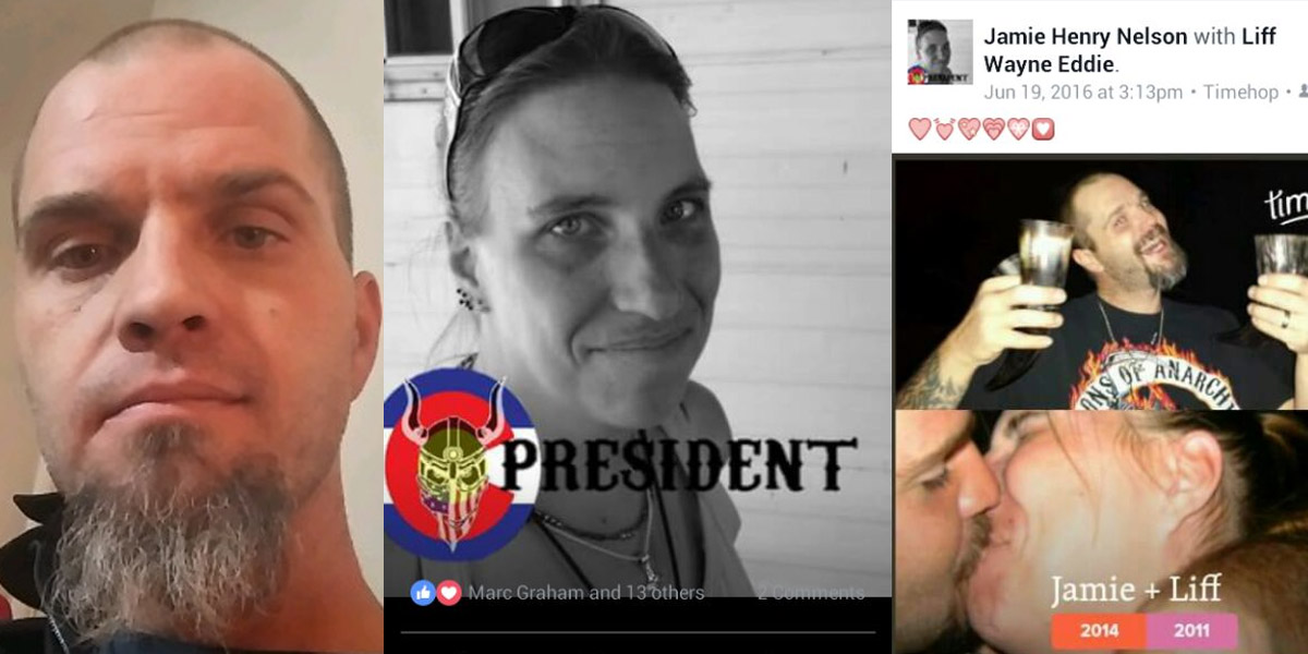 Soldiers of Odin Scammers Edward Wayne Lif & Jamie Rae Henry (CO)