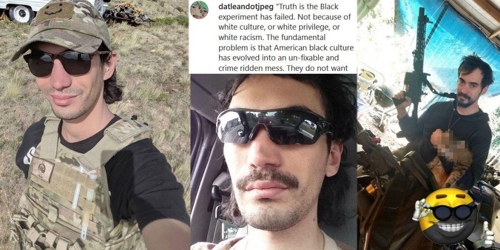 Horny Racist AnCap Bryan Bakonyi aka Bryan Reza (CO)